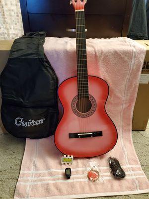 38in Beginners Acoustic Guitar for Sale in Phoenix, AZ