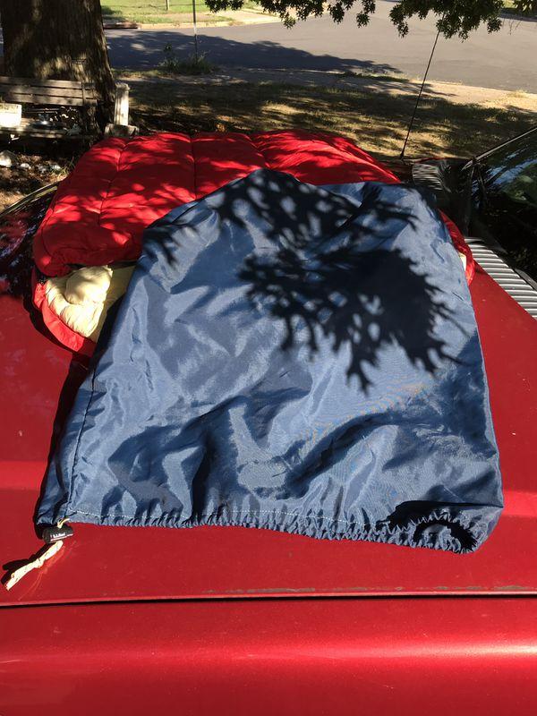 LLBean Mummy Sleeping Bag