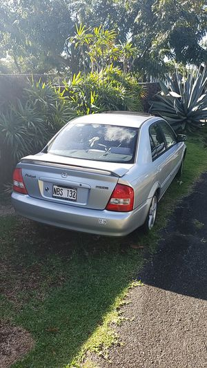 2003 Mazda Protege ES, needs engine, clean body and interior for Sale in Honolulu, HI