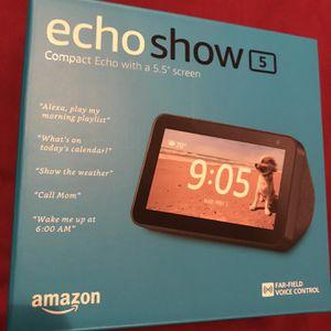 Echo Show 5 for Sale in Queens, NY