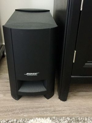 Bose CineMate GS Series II Digital Home Theater Speaker System for Sale in Baltimore, MD