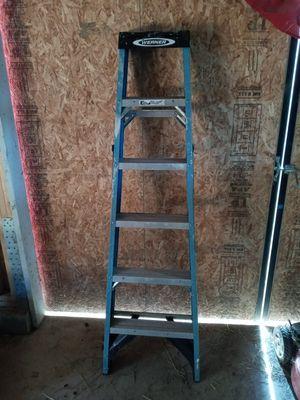 Werner 5 step ladder type 1A blue for Sale in Auburn, WA