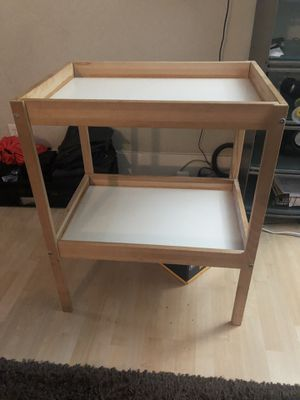 Sniglar Changing Table by Ikea for Sale in Concord, CA