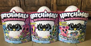 Hatchimals Hatchibabies for Sale in Coffeyville, KS