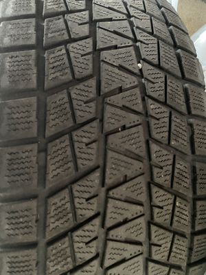 Four Winter Tires plus Rims for Sale in Mill Creek, WA