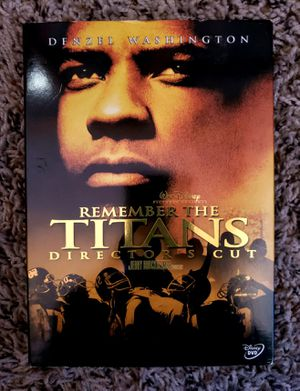 Remember the Titans DVD for Sale in Bellflower, CA