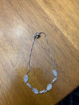 bracelet, silver for Sale in Hanover Park, IL