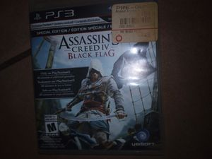 Assassin's Creed IV Black Flag for Sale in Galena Park, TX