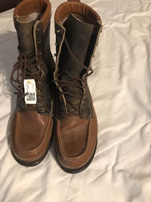 Work boots for Sale in Little Elm, TX