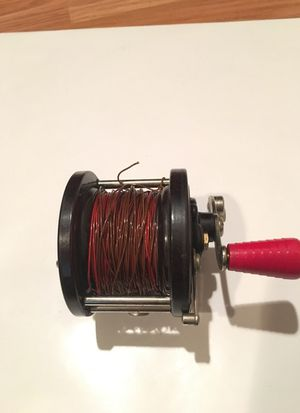 Conventional fishing reel penn good condition ocean fishing for Sale in Huntingdon Valley, PA
