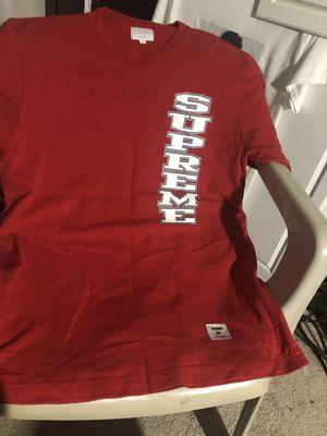 Medium Supreme Tee T-Shirt for Sale in Woodbridge, VA