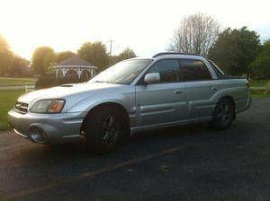 2005 Subaru Baja turbo for Sale in Belding, MI