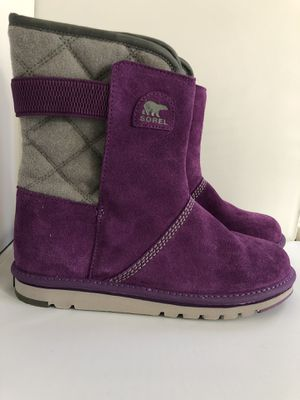 SOREL BOOTS NEW SIZE 7 for Sale in Sterling, VA