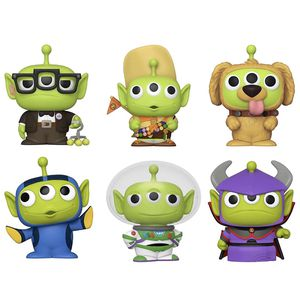 Funko Pop! Disney: Pixar Alien 6 pack for Sale in Niagara Falls, NY