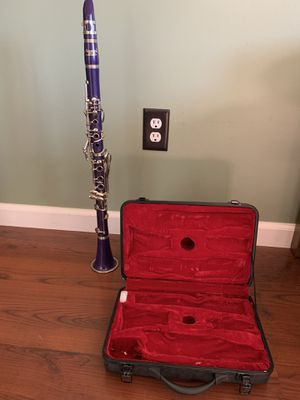 Purple Clarinet for Sale in Grand Rapids, MI