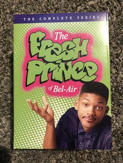 The Fresh Prince Of Bel-Air Complete Series for Sale in Moxee,  WA