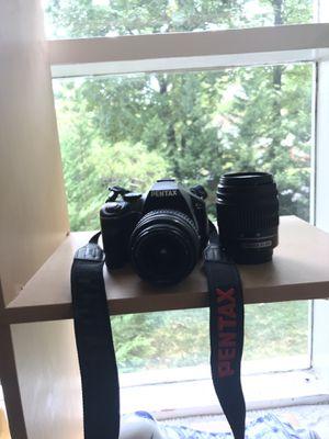 Pentax K-x - Digital Camera - SLR - 12.4 MP for Sale in Alexandria, VA