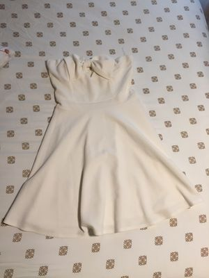 White Charlotte Russe Dress for Sale in Poinciana, FL