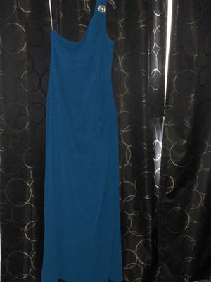 After Six Blue Dress size 14 for Sale in HALNDLE BCH, FL