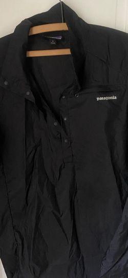 Men's Small Patagonia Black Windbreaker for Sale in Seattle,  WA