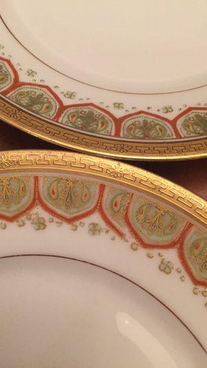 Limoges Plates Antique for Sale in Burke, VA