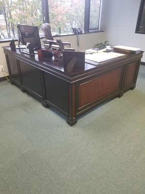 Executive desk for Sale in Vancouver, WA
