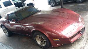 Chevy Corvette for Sale in Tampa, FL