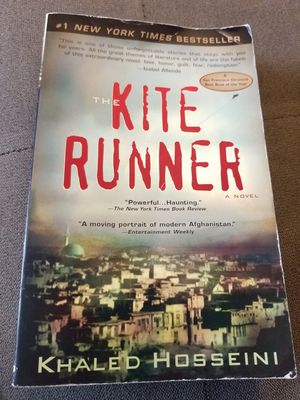 The kite runner by Khaled Hosseini for Sale in San Jose, CA