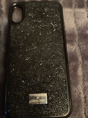 Swarovski Crystal IPhone X case for Sale in Lexington, KY
