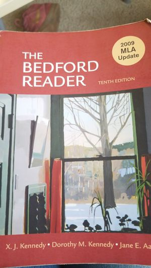 The Bedford reader 10th edition for Sale in Seattle 225e25ffe