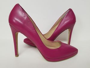 Charles David Heels Size 8.5 M Women Shoes Pumps Closed Toe Pink FREE for Sale in Monrovia, CA