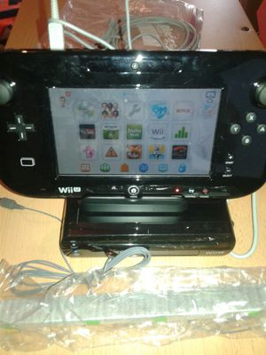 Nintendo Wii U 32 GB for Sale in San Francisco, CA