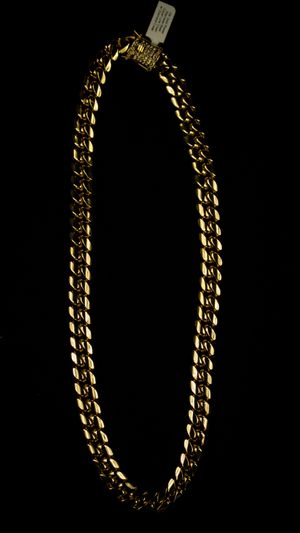 HyperGold Chain🔥8mm Width, 24 Lenght for Sale in San Diego, CA