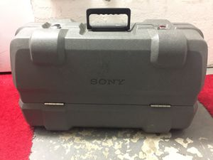 Sony camera case for Sale in Westminster, CA