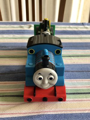 TOMY Thomas & Friends Trevor Pull String & Go Train for Sale in Irvine, CA