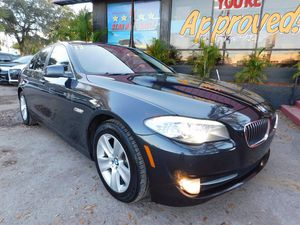 2013 BMW 5 Series for Sale in Tampa, FL