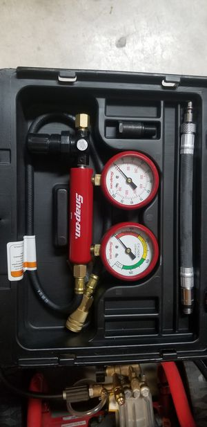 Snap-On Cylinder Leakage tester for Sale in Corona, CA