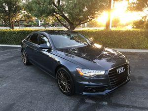 2012 Audi A6 Prestige package for Sale in Ontario, CA