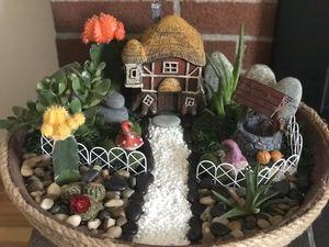 Fairy garden for Sale in Burlington, MA