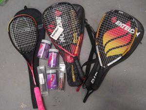 Nice rackets balls hand grips like now for Sale in Longwood, FL