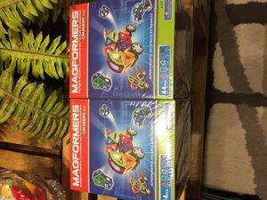 Magformers magnetic building tiles for Sale in Winter Haven, FL