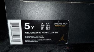 AIR JORDAN 12 RETRO LOW for Sale in Los Angeles, CA