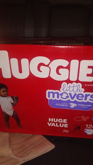 Huggies size 4 for Sale in Stanton, CA