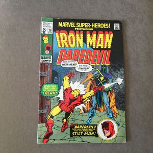 Comic Book: Marvel Super Hero's #28 for Sale in San Leandro, CA