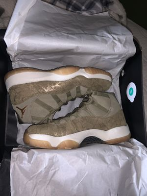 Jordan 11 Neutral Olive for Sale in San Francisco, CA