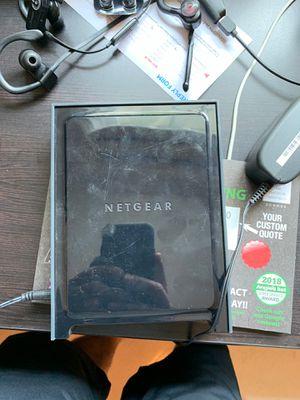 Netgear wifi extender with LAN hub for Sale in Clifton, VA