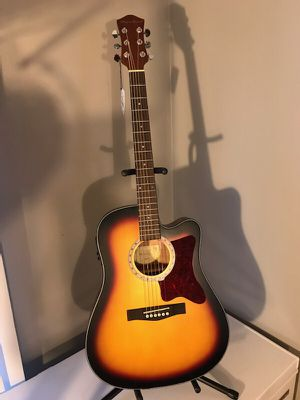 Like New Spectrum Acoustic Electric Guitar for Sale in Las Vegas, NV