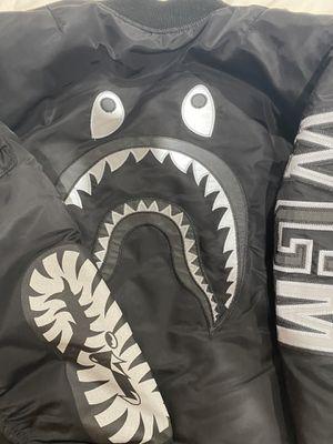 Brand new Bape bomber jacket!!! for Sale in Westminster, CA