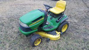 John deere riding lawn mower for Sale in Plano, TX