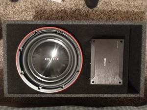 Kenwood system for Sale in West Point, UT